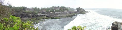 Tanah Lot Panorama