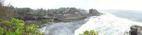Tanah Lot Panorama