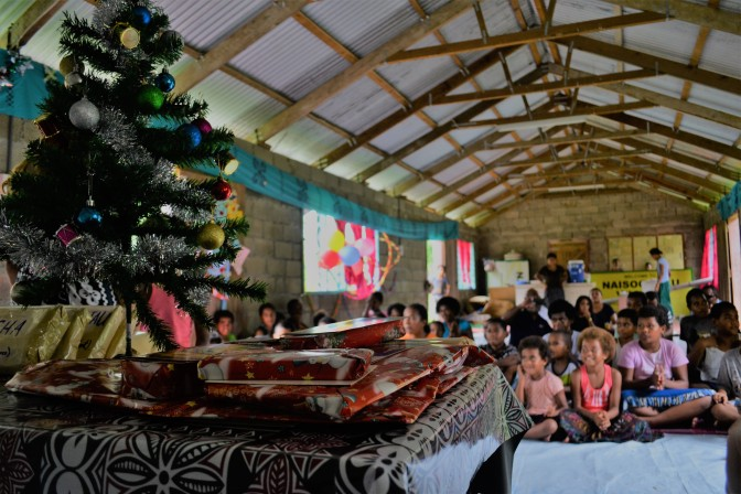 Rebuilding Fiji – Constructing, Volunteering, Learning…